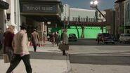 Marvel's Agent Carter Filming on set-9