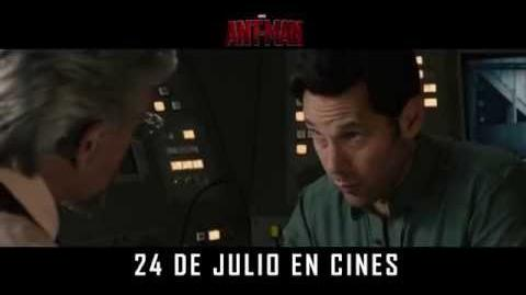 Marvel España Ant-Man Spot 'Scott'