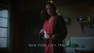Peggy Carter - NYC 1946