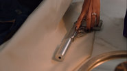 R203 Catherine Silver Gun