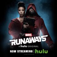 Runaways (Catherine-Geoffrey) poster