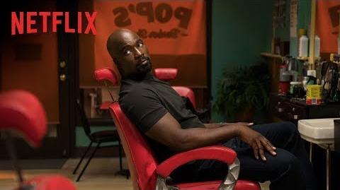 Temporada 2 de Marvel - Luke Cage Anuncio de fecha de estreno HD Netflix