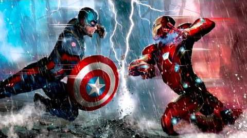"Dean Valentine - Sharks Don't Sleep (""Captain America Civil War"" Trailer Music)"