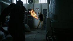 Ghost Rider Kills Vincent
