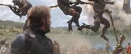 Groot and Steve