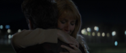 Pepper hugs Tony