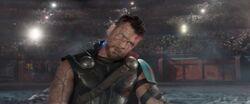 Thor Ragnarok-Thor Incapacitated