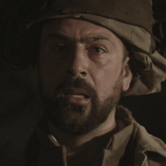 Actor desconocido como Operativo de los Diez Anillos #1