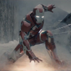 Stark ataca las plantas altas de la base.