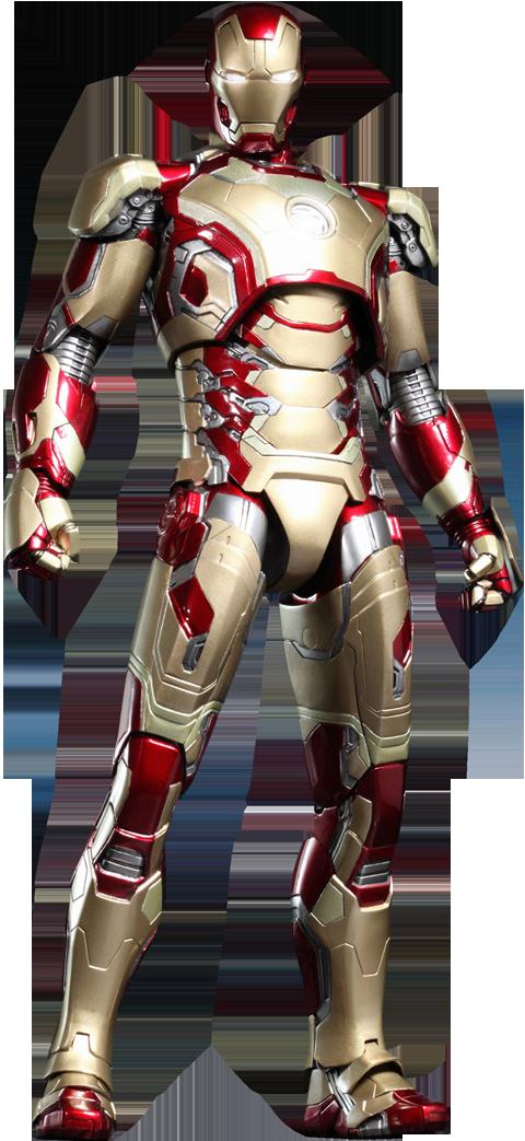 Armadura de Iron Man: Mark XLII | Marvel Cinematic ...