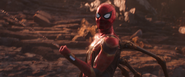 Iron Spider-Man (Battle of Titan)