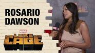Rosario Dawson Talks About Claire Temple's Story Continuing in Marvel's Luke Cage Season 2