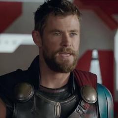 Thor trata de razonar con Brunnhilde.