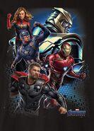 Avengers Endgame Promotional Art