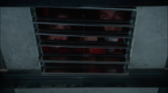 Carter and Jarvis in the vent