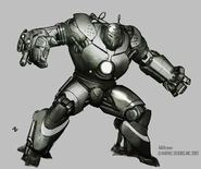 Iron Man 2008 concept art 27