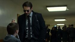 Matt Murdock and Aaron James (Talk)