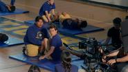 Ned & Peter - Gym Class (BTS)