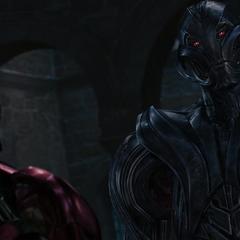 Stark se reencuentra con Ultrón.