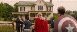 Avengers (Barton's Home)