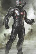 Avengers Endgame concept art War Machine 3