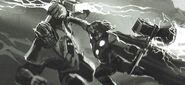 Battle of Earth concept art 33