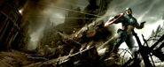 Captain America The First Avenger 2011 concept art 1