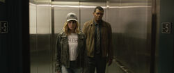 Carol & Fury Elevator