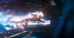 Danvers destruye una nave