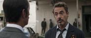 Howard & Tony Stark