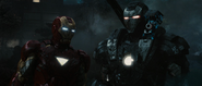 Iron Man Mark 6 & War Machine Mark 1