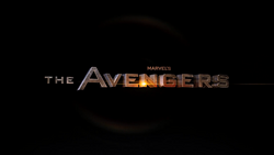 The Avengers Title Card (2012)