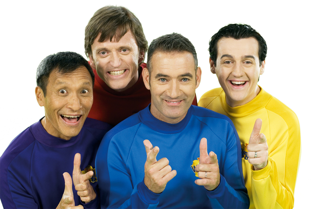 The Wiggles Marvel Cinematic Universe Wiki Fandom