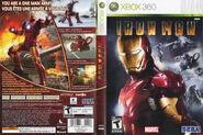 IronMan 360 US cover front