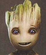 Baby Groot concept art 13