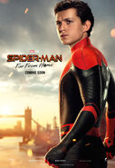 Peter Parker FFH Poster