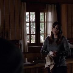 Skye se despide de Coulson.