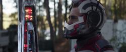 Steve Rogers (Quantum Suit)