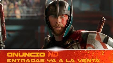 Thor Ragnarok de Marvel Entradas ya a la venta
