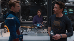 Cap, Banner & Stark