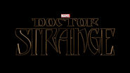 Doctor Strange Logo Full
