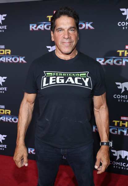 Lou Ferrigno earned a  million dollar salary - leaving the net worth at 12 million in 2018