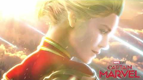 Marvel Studios' Captain Marvel - Official Trailer Immediate Music - Luminous and Unstoppable