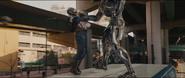 Ultron chokes Cap