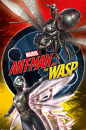 Ant-Man Wasp Unite Promo Art