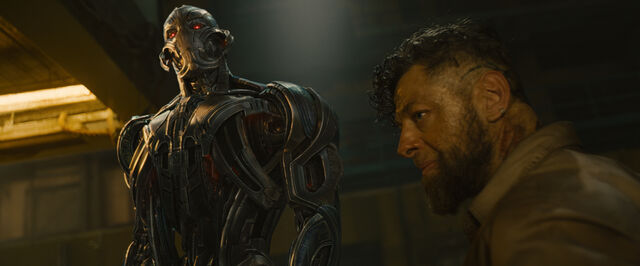 Image result for age of ultron klaw