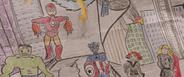 Avengers Drawing - Homecoming