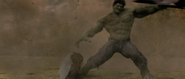 Betty Ross & Hulk