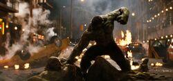 Hulk vs Abomination