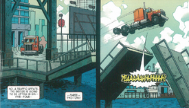 Iron Man Limited Edition Bridge Jump
